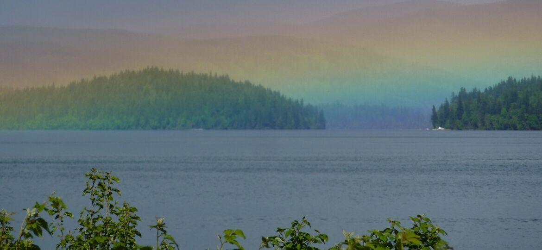 Smoky Horsefly Lake